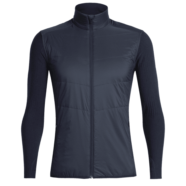 Descender Hybrid Jacket Men Midnight Navy