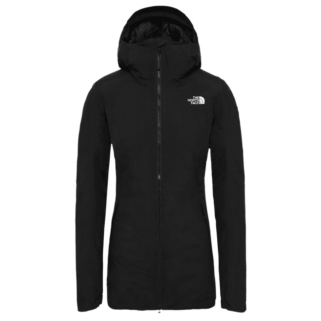 Hikesteller Insulated Parka Women TNF BLACK