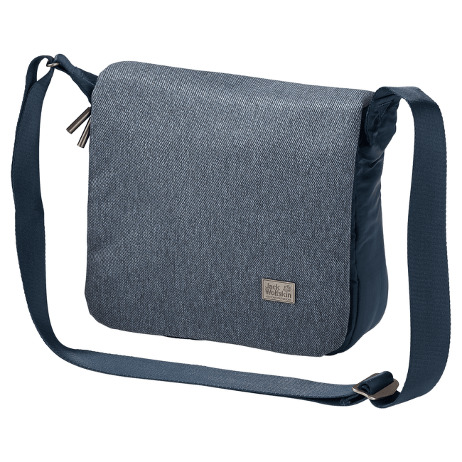 Wool Tech Sling Bag dark sky 1165