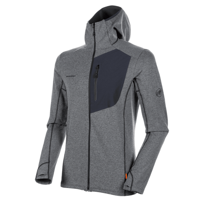 Aconcaqua Light ML Hooded Jacket Men black 0001
