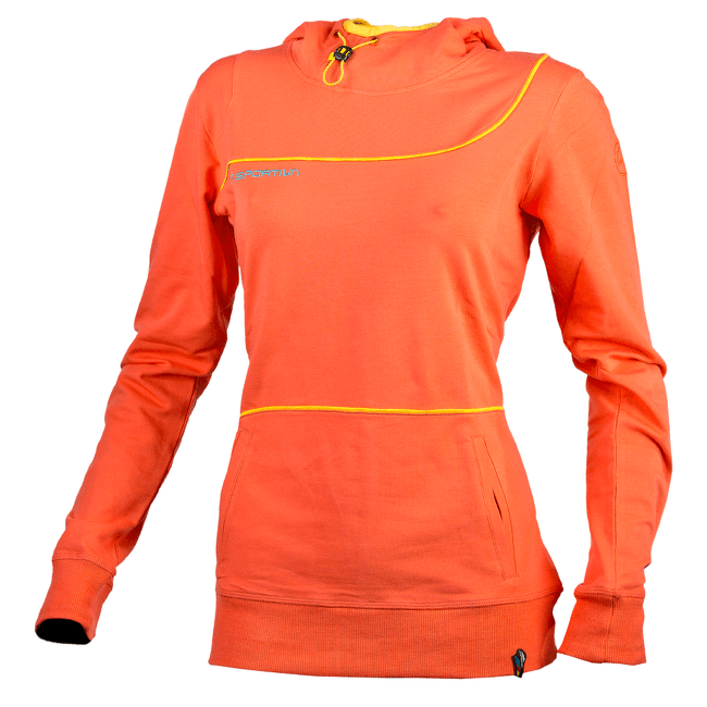 Buttermilk Hoody Women Coral