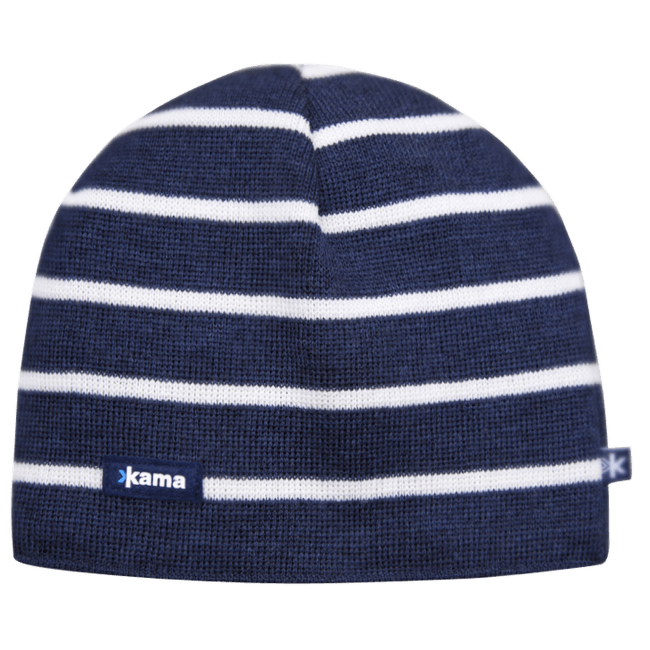 A77 Knitted Hat Navy
