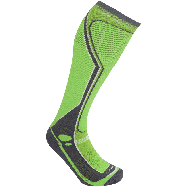 T3 Ski Midweight (S3SMM) GREEN LIME