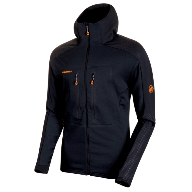 Eiswand Advanced ML Hooded Jacket Men