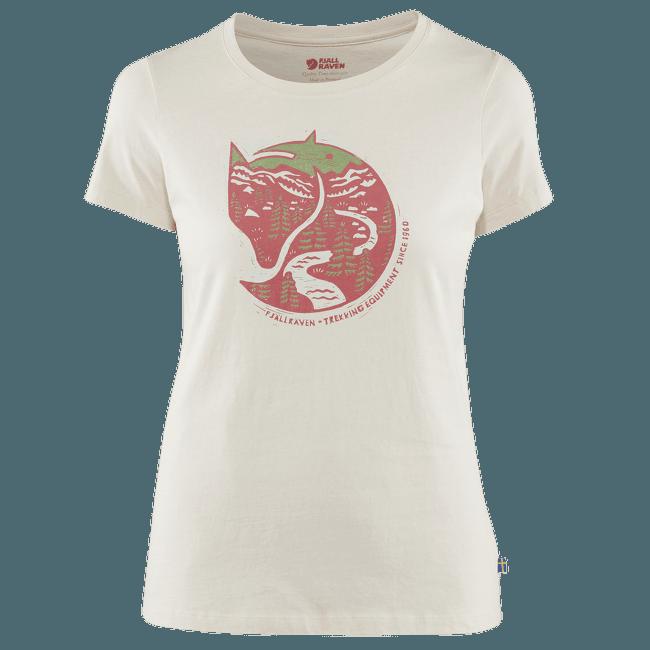 b5f46d803e8b Arctic Fox Print T-Shirt Women