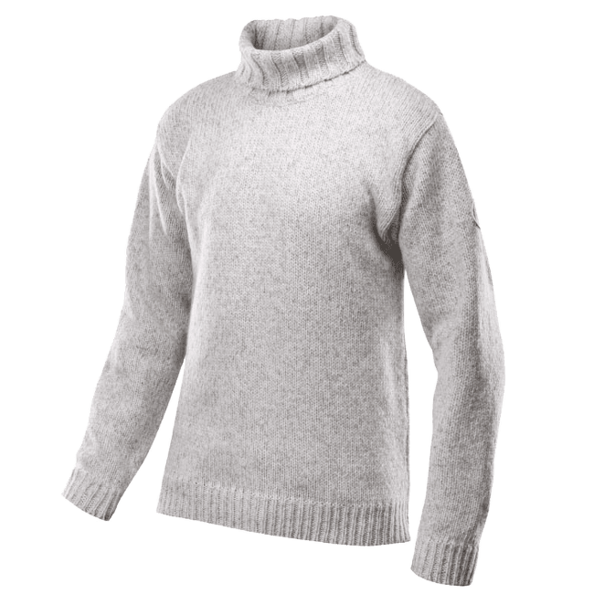 Nansen Sweather High Neck GREY MELANGE