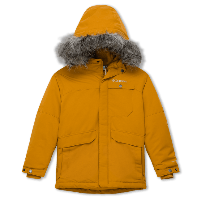 Nordic Strider™ Jacket Boys Canyon Gold 709