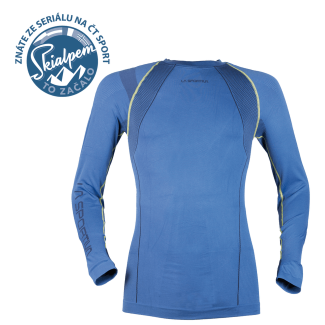 Troposphere Long Sleeve 2.0 Men Dark Sea