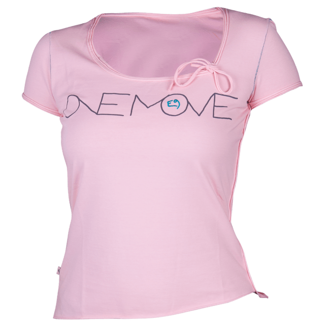 Start T-Shirt Women SUGAR PINK