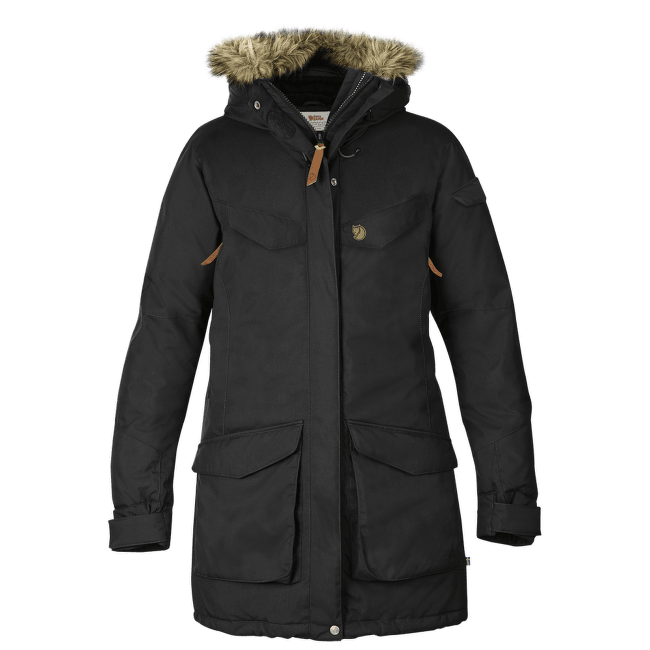 Nuuk Parka Women Black