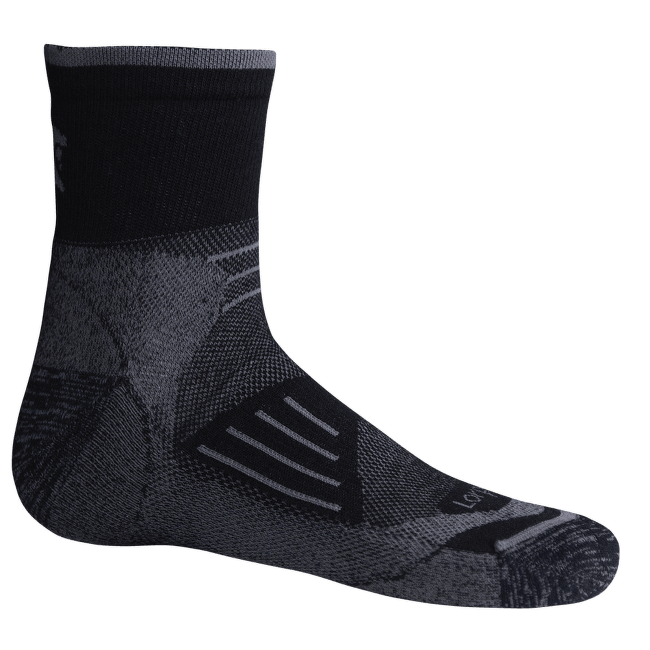 Merino Light Hiker Shorty (TMSH) 2332 smoke
