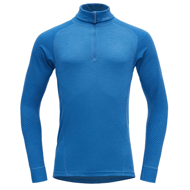 Duo Active Zip Neck Men (232-240) 291A Skydiver