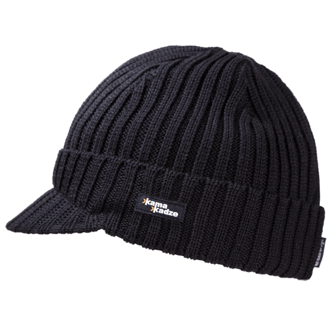 K34 Knitted Hat black