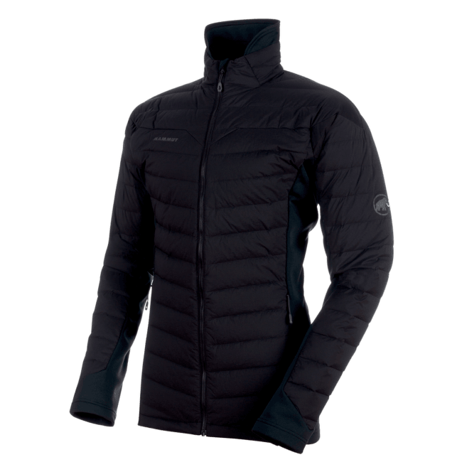 Alvier IN Flex Jacket Men black 0001