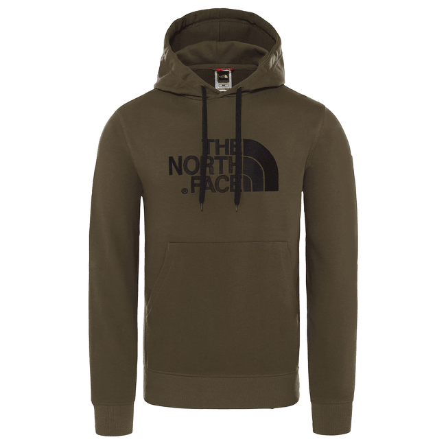 Light Drew Peak Pullover Hoodie Men NEW TAUPE GREEN