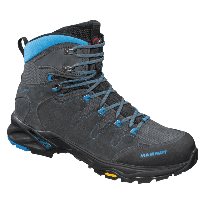 T Base High GTX® Men graphite-cyan 0493