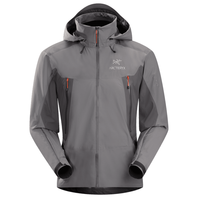 Beta LT Hybrid Jacket Men Anvil Grey