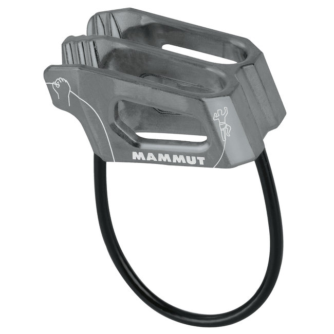 Crag Light Belay grey 0139