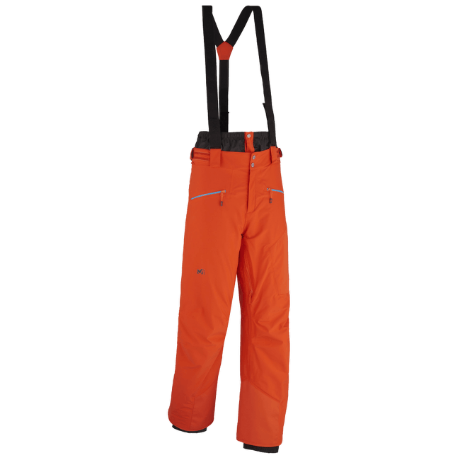 Curve Stretch GTX Pant Men BRIGHT ORANGE