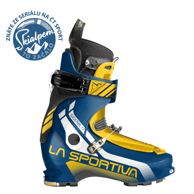Sideral 2.0 Yellow/Blue