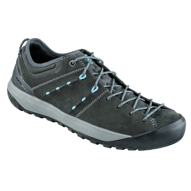 Hueco Low LTH Women 00137 graphite-whisper