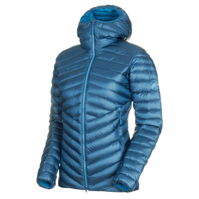 Broad Peak IN Hooded Jacket Women wing teal-sapphire 50266
