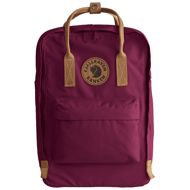 Kanken No. 2 Laptop 15 Plum