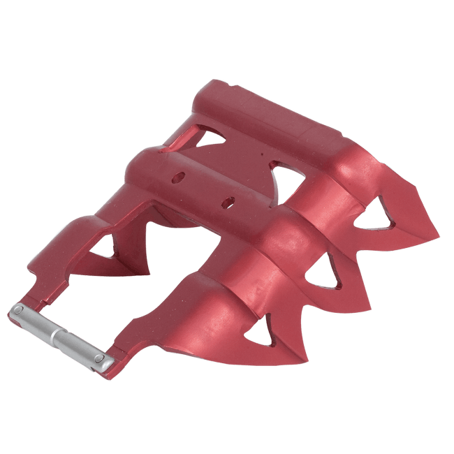 Speed Crampon 78 mm red