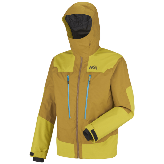 Cosmic Couloir GTX Jacket Men TOBACCO/WARM OLIVE