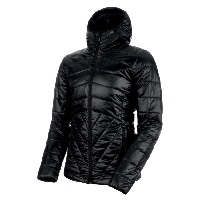 Rime IN Hooded Jacket Men black 0001