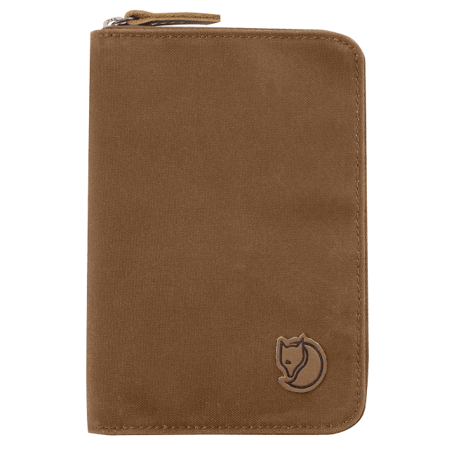Passport Wallet Chestnut