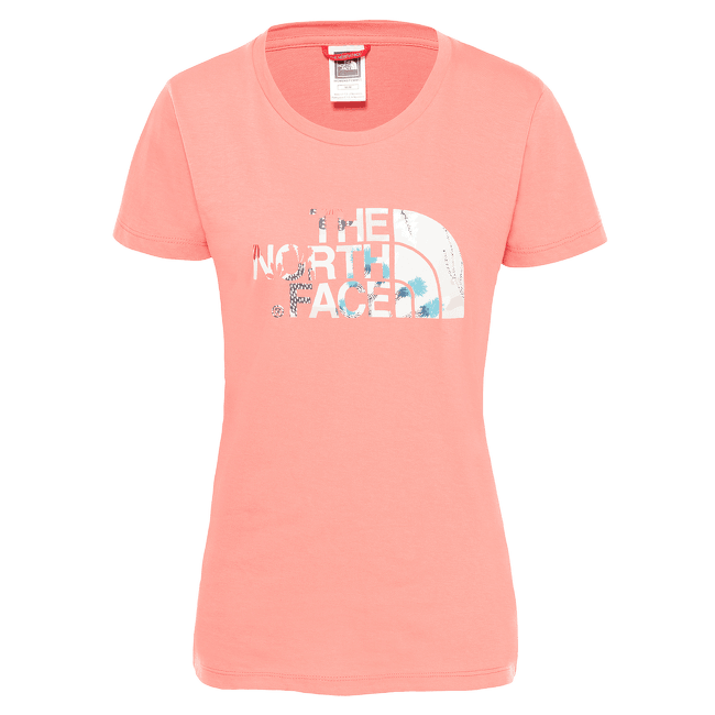 S/S Easy Tee Women SPICED CORAL