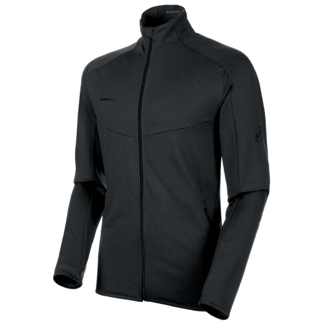 Nair ML Jacket Men black mélange 0033