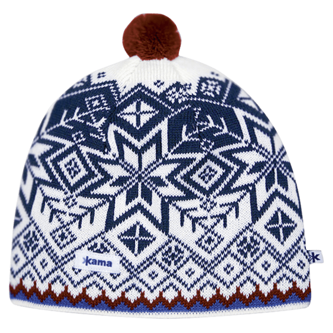 AW41 Windstopper Knitted Hat Off white