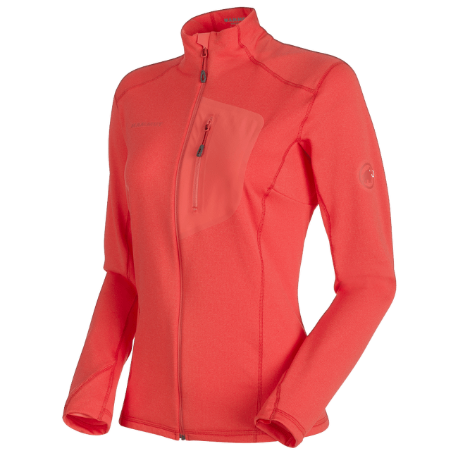 Aconcagua Light ML Jacket Women (1014-00040) Barberry melange