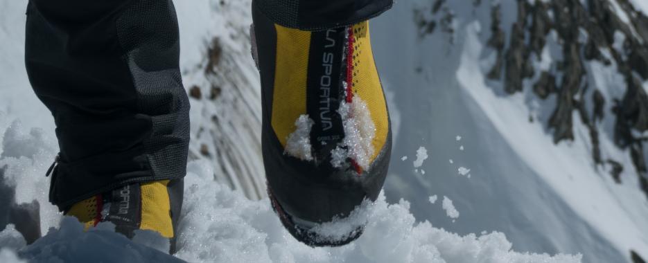 473517aa091c Pánské horolezecké boty