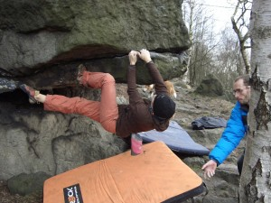 Co je to bouldering?